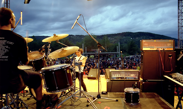 Free Tuesday Night Summer Concerts at Healdsburg Plaza