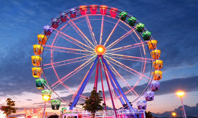 Rides, Races & Music at the 2017 Sonoma County Fair